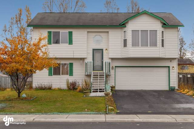 1145 San Antonio Street, Anchorage, AK 99508 (MLS #19-17213) :: Team Dimmick
