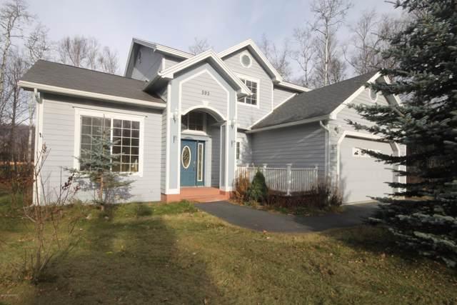 595 E Mountain Ash Loop, Wasilla, AK 99654 (MLS #19-17330) :: Roy Briley Real Estate Group