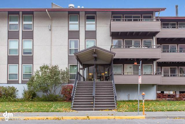 221 E 7th Avenue #109, Anchorage, AK 99501 (MLS #19-17363) :: Team Dimmick