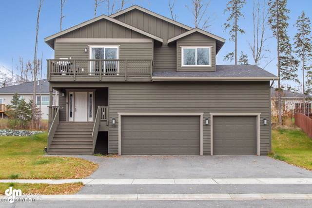 13497 Charmley Circle, Eagle River, AK 99577 (MLS #19-17397) :: Alaska Realty Experts
