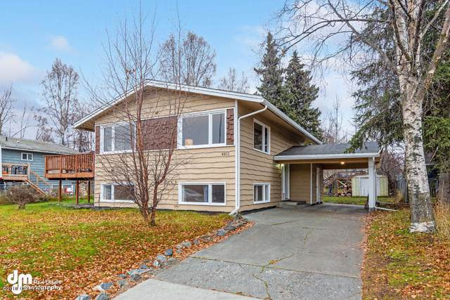 4811 Becharof Street, Anchorage, AK 99507 (MLS #19-17414) :: The Adrian Jaime Group | Keller Williams Realty Alaska