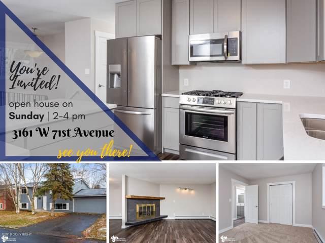 3161 W 71st Avenue, Anchorage, AK 99502 (MLS #19-17422) :: Synergy Home Team