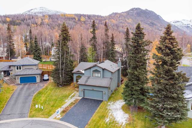10911 Kichatna Circle, Eagle River, AK 99577 (MLS #19-17436) :: Alaska Realty Experts