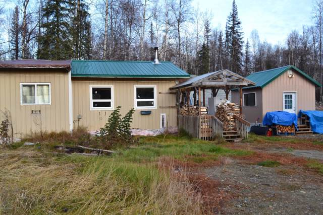 17138 E Montana Creek Road, Talkeetna, AK 99676 (MLS #19-17465) :: RMG Real Estate Network | Keller Williams Realty Alaska Group