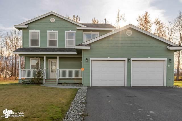 454 Conestoga Loop, Palmer, AK 99645 (MLS #19-17470) :: Core Real Estate Group