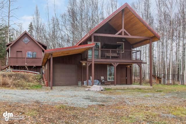 3588 S Dawn Lake Drive, Wasilla, AK 99623 (MLS #19-17584) :: The Adrian Jaime Group | Keller Williams Realty Alaska