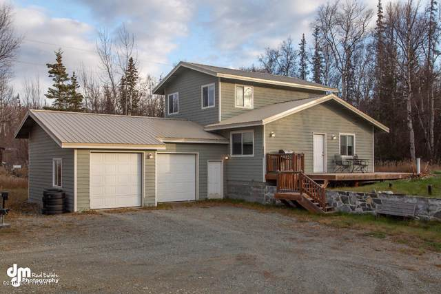 2825 N Green Forest Drive, Wasilla, AK 99654 (MLS #19-17596) :: The Adrian Jaime Group | Keller Williams Realty Alaska