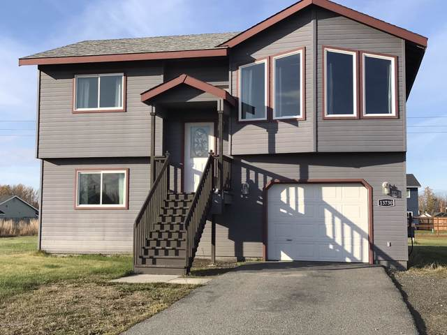 13730 E Jersey Loop, Palmer, AK 99645 (MLS #19-17615) :: The Adrian Jaime Group   Keller Williams Realty Alaska