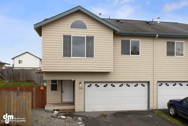 1642 Woodroe Lane, Anchorage, AK 99507 (MLS #19-17661) :: Team Dimmick