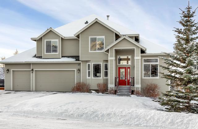 16036 Hidden Creek Lane, Anchorage, AK 99516 (MLS #19-1788) :: The Huntley Owen Team