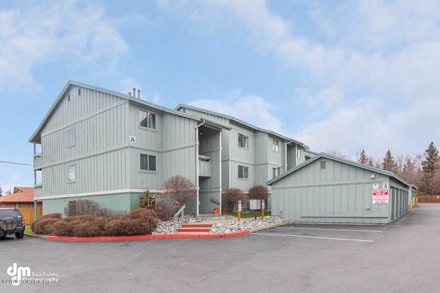 1809 E Tudor Road #A303, Anchorage, AK 99507 (MLS #19-17937) :: Synergy Home Team