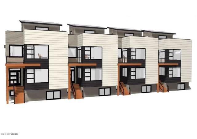 730 W 10th Avenue #3, Anchorage, AK 99501 (MLS #19-17940) :: Team Dimmick