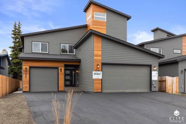 1541 G Street #1, Anchorage, AK 99501 (MLS #19-18015) :: The Adrian Jaime Group | Keller Williams Realty Alaska