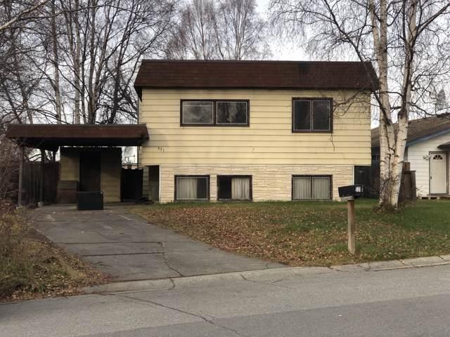 331 Egavik Drive, Anchorage, AK 99503 (MLS #19-18032) :: RMG Real Estate Network | Keller Williams Realty Alaska Group
