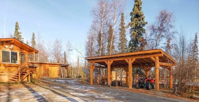 Mi 61 Tok Cutoff Highway, Slana, AK 99586 (MLS #19-18136) :: Wolf Real Estate Professionals