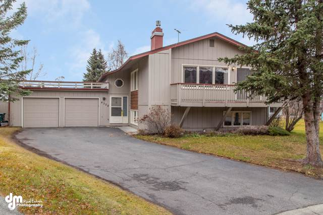 4328 Butte Circle, Anchorage, AK 99504 (MLS #19-18233) :: Team Dimmick