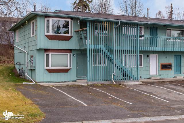 518 E 22nd Avenue #1, Anchorage, AK 99503 (MLS #19-18242) :: Team Dimmick