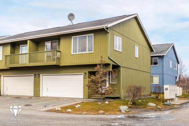 8045 Normanshire Court #117, Anchorage, AK 99504 (MLS #19-18392) :: Wolf Real Estate Professionals