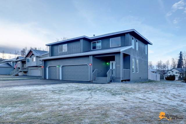 13096 Curry Ridge Circle, Eagle River, AK 99577 (MLS #19-18448) :: Team Dimmick