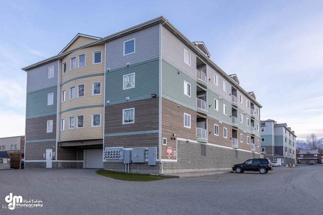 6934 Meadow Street #406, Anchorage, AK 99507 (MLS #19-18453) :: Team Dimmick