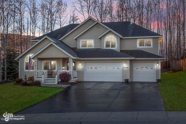 13439 Konrad Drive, Eagle River, AK 99577 (MLS #19-18455) :: RMG Real Estate Network | Keller Williams Realty Alaska Group