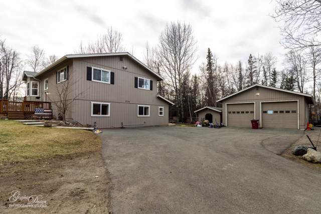 2750 E Whispering Woods Drive, Wasilla, AK 99654 (MLS #19-18483) :: Roy Briley Real Estate Group