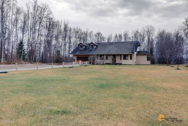 7160 W Windsor Drive, Wasilla, AK 99623 (MLS #19-18515) :: RMG Real Estate Network | Keller Williams Realty Alaska Group