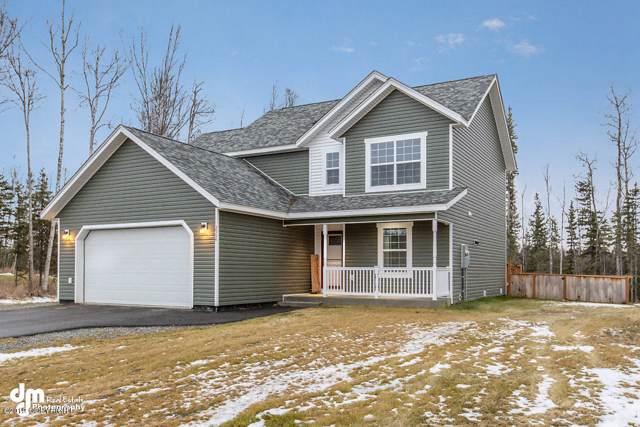 2904 W Angela Drive, Wasilla, AK 99654 (MLS #19-18661) :: RMG Real Estate Network | Keller Williams Realty Alaska Group