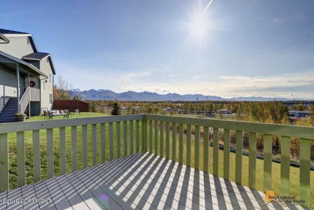 1526 Northbluff Drive, Anchorage, AK 99501 (MLS #19-18710) :: Team Dimmick