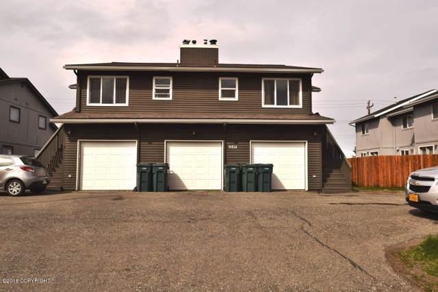 9814 William Jones Circle #2, Anchorage, AK 99515 (MLS #19-18737) :: Team Dimmick