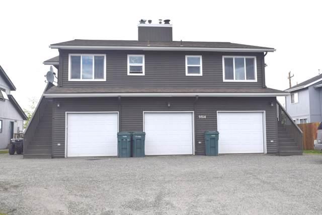 9814 William Jones Circle #3, Anchorage, AK 99515 (MLS #19-18739) :: Team Dimmick