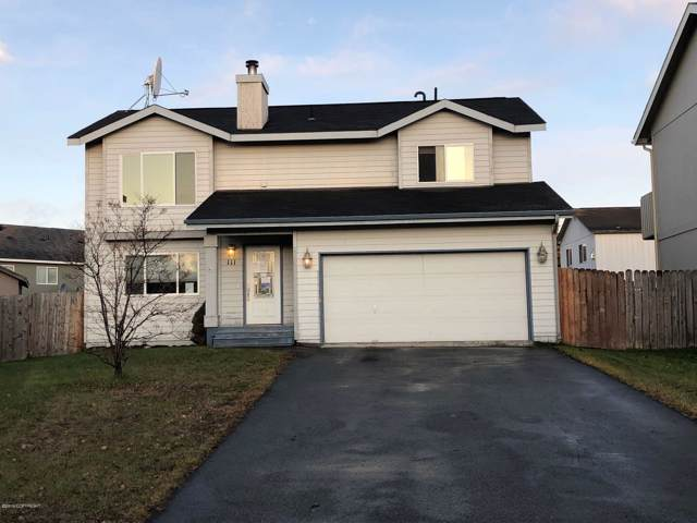 111 Aces Circle, Anchorage, AK 99504 (MLS #19-18934) :: Wolf Real Estate Professionals
