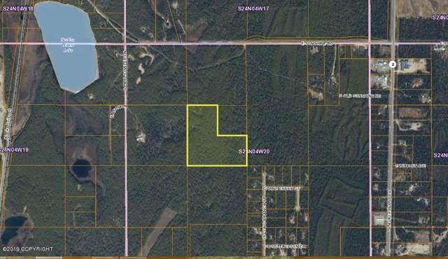 16036 E Spurlin Avenue, Talkeetna, AK 99676 (MLS #19-18958) :: Core Real Estate Group