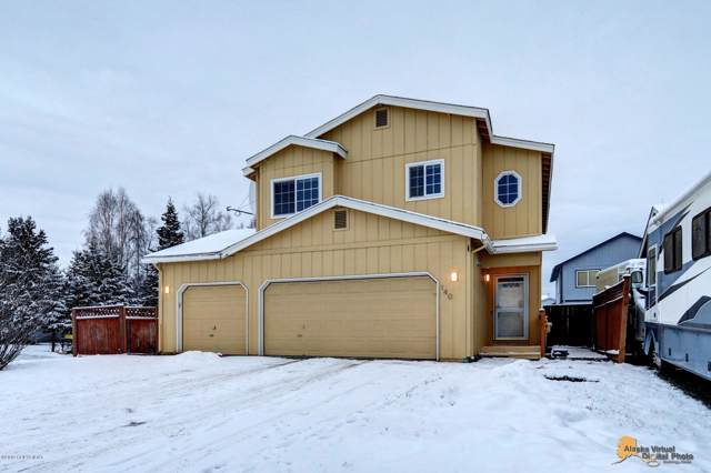 140 Aces Circle, Anchorage, AK 99504 (MLS #19-18962) :: Wolf Real Estate Professionals