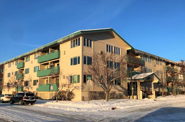 836 M Street #109, Anchorage, AK 99501 (MLS #19-19179) :: The Adrian Jaime Group | Keller Williams Realty Alaska