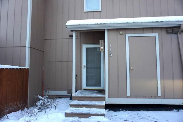 840 E 76th Avenue #115, Anchorage, AK 99518 (MLS #19-19214) :: Team Dimmick