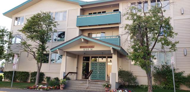 836 M Street #208, Anchorage, AK 99501 (MLS #19-19235) :: The Adrian Jaime Group | Keller Williams Realty Alaska