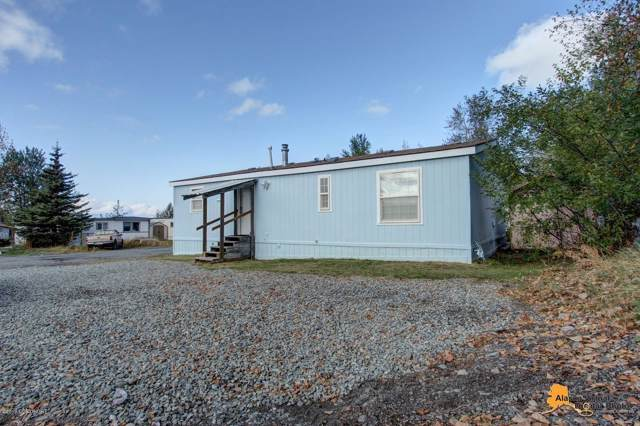 16110 Old Glenn Highway, Eagle River, AK 99577 (MLS #19-19240) :: The Adrian Jaime Group | Keller Williams Realty Alaska