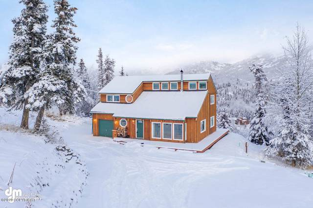 3923 Birdsong Drive, Eagle River, AK 99577 (MLS #19-19249) :: The Adrian Jaime Group | Keller Williams Realty Alaska