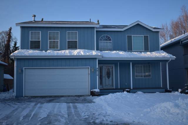 8410 Raintree Circle, Anchorage, AK 99507 (MLS #19-19358) :: The Adrian Jaime Group | Keller Williams Realty Alaska