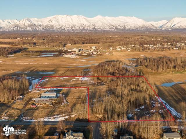 12551 E Scott Road, Palmer, AK 99645 (MLS #19-19403) :: Roy Briley Real Estate Group