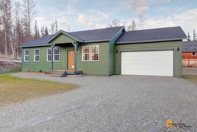 1364 N Pioneer Peak Drive, Wasilla, AK 99654 (MLS #19-19417) :: Alaska Realty Experts