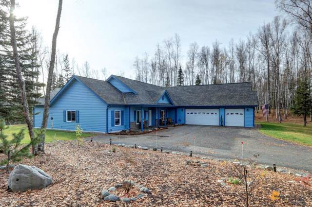 1925 S Countrywood Drive, Wasilla, AK 99623 (MLS #19-19425) :: RMG Real Estate Network | Keller Williams Realty Alaska Group