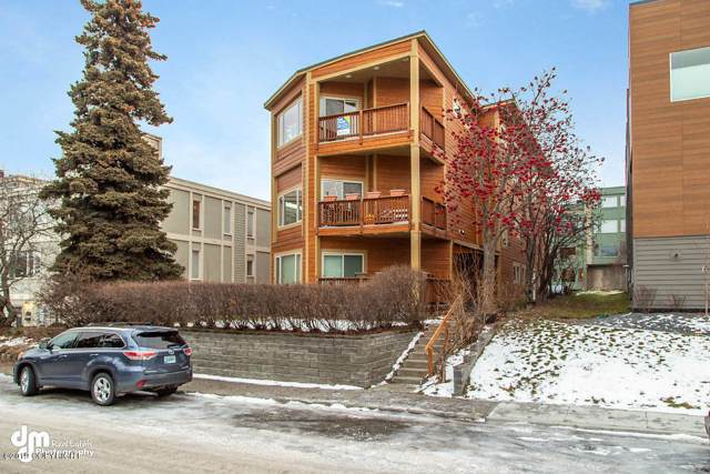 717 O Street #2, Anchorage, AK 99501 (MLS #19-19680) :: Wolf Real Estate Professionals