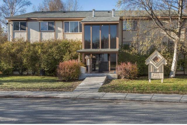 3100 Ward Place #9, Anchorage, AK 99517 (MLS #19-1998) :: The Adrian Jaime Group | Keller Williams Realty Alaska