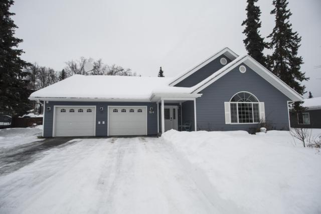 514 Knoll Circle, Soldotna, AK 99669 (MLS #19-2164) :: Core Real Estate Group