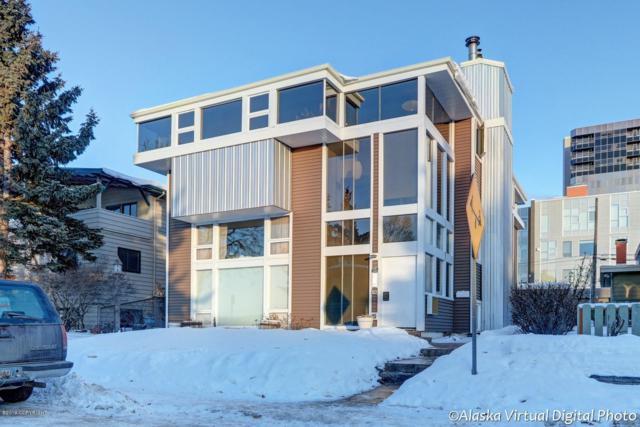 515 N Street #3, Anchorage, AK 99501 (MLS #19-2204) :: RMG Real Estate Network | Keller Williams Realty Alaska Group