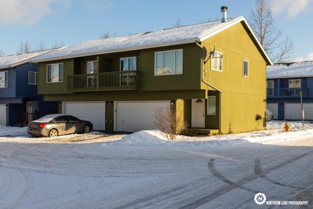 2483 Lochenshire Place #26, Anchorage, AK 99504 (MLS #19-2209) :: The Adrian Jaime Group | Keller Williams Realty Alaska