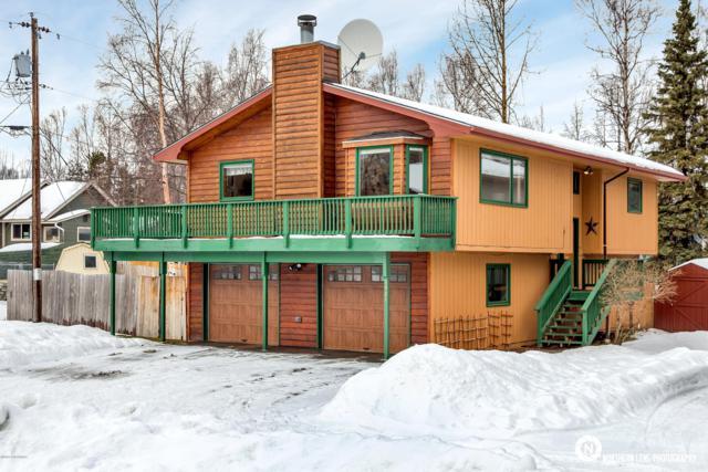 1421 Majella Circle, Anchorage, AK 99516 (MLS #19-2295) :: Team Dimmick