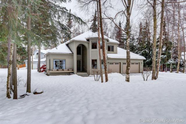 160 Botanical Circle, Anchorage, AK 99515 (MLS #19-2405) :: Team Dimmick